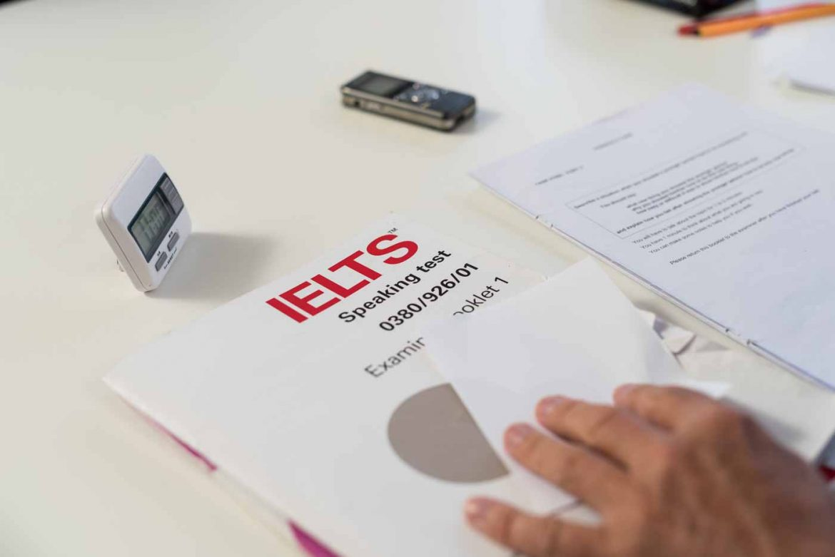 Tips for the IELTS listening and speaking tests