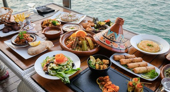 How to make the most of your dining experience at an arabic restaurant?