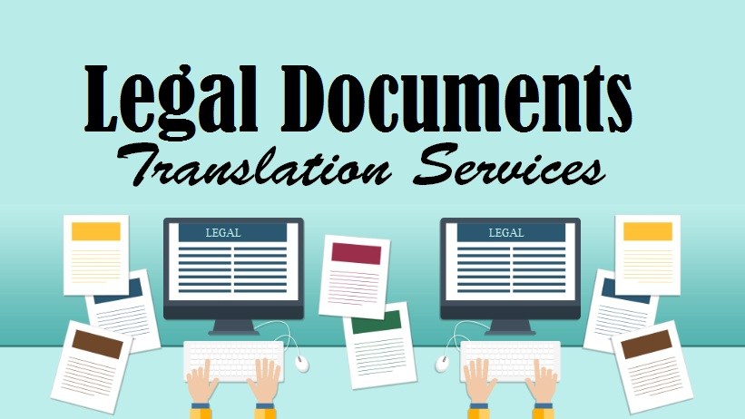 The translation of official documents