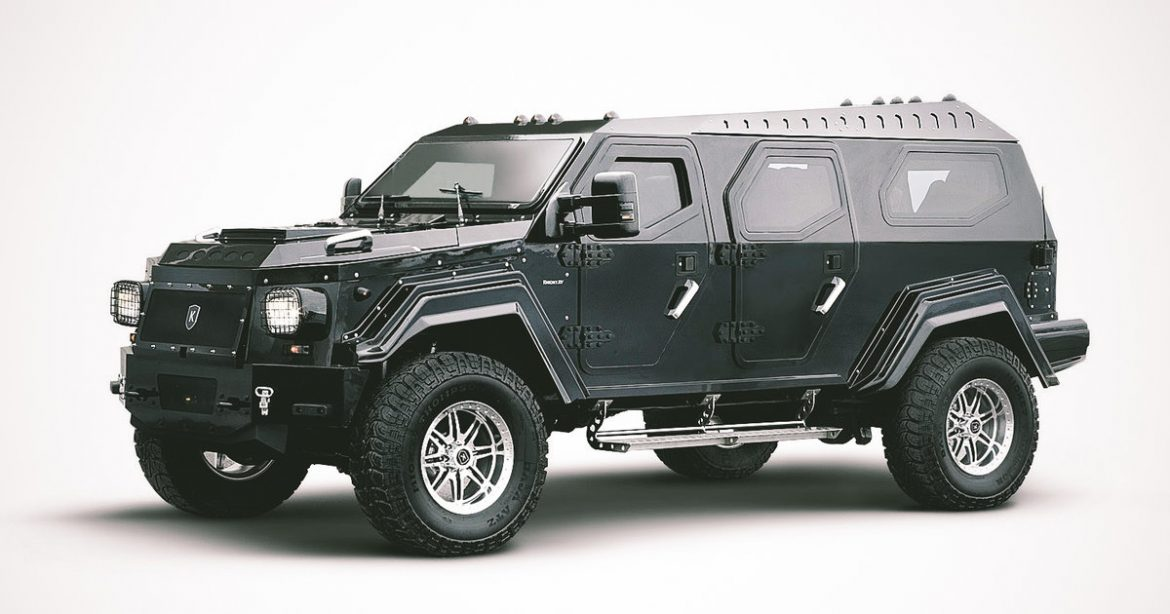 Guide to buying an armored car