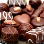 Kinds of chocolate