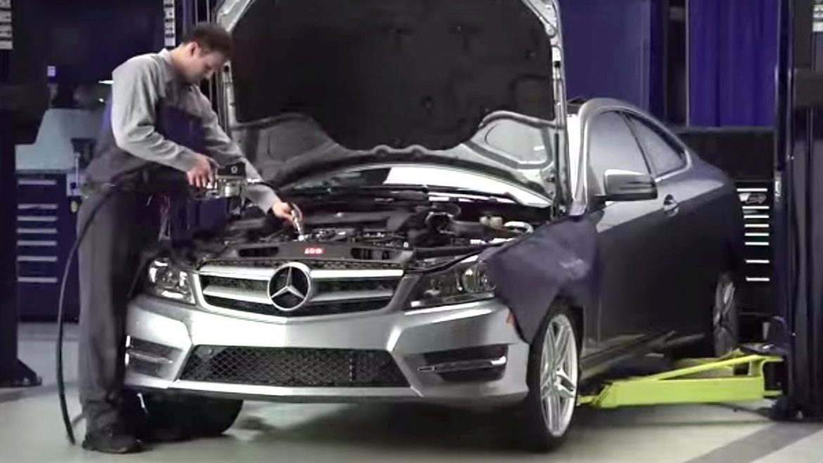 Tips to find the best workshop for your Mercedes Benz