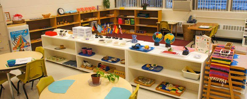 Top benefits of Montessori schools for children